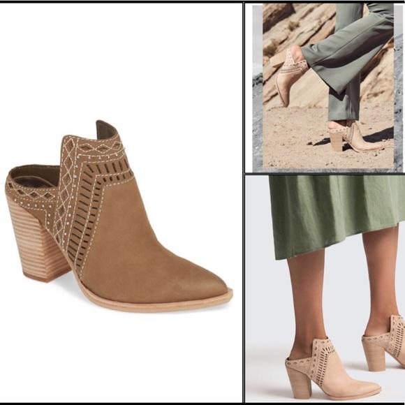 Shoes   Dolce Vita Khia Mule Olive